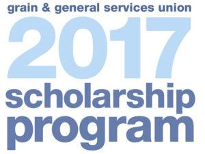 2017 scholarship logo