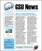THUMBNAIL GSU News 2014 Issue 1