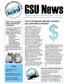 GSU News - Issue 4 2013